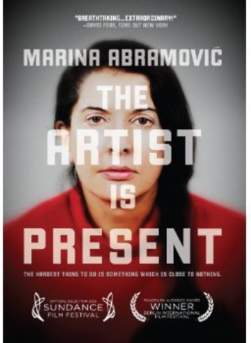 Marina Abramovic the Artist Is Present
