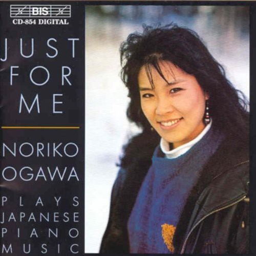 Just for Me: Japanese Piano Music
