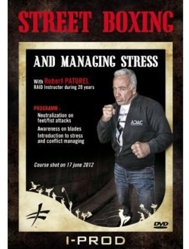 Street Boxing & Managing Stress
