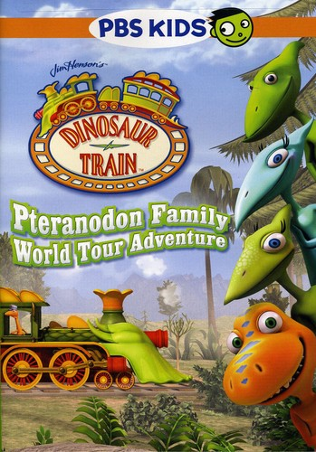 Dinosaur Train: Pteranodon Family World Tour Advt