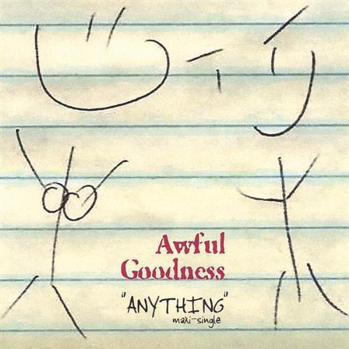 Anything Maxi-Single