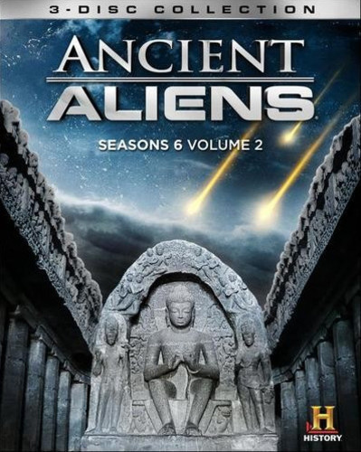 Ancient Aliens Season 6 Vol 2