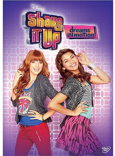 Shake It Up: Mix It Up Laugh It Up