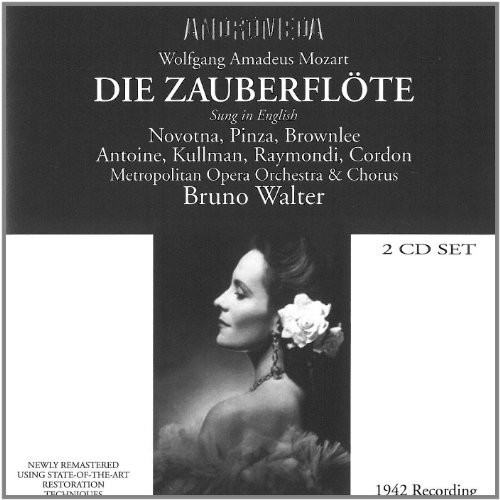 Die Zauberflote (Sung in English)