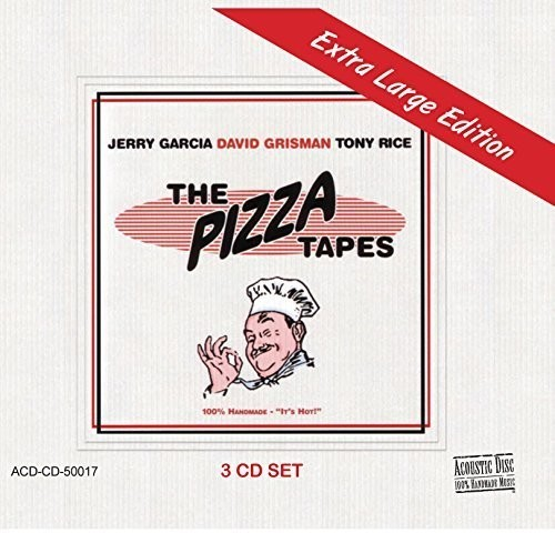 Extra Large Pizza Tapes