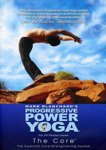 Progressive Power Yoga: Sedona Experience - Core