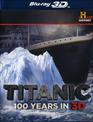 Titanic: 100 Years in 3D