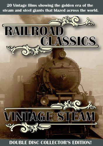 Railroad Classics/ Vintage Stea /  Various