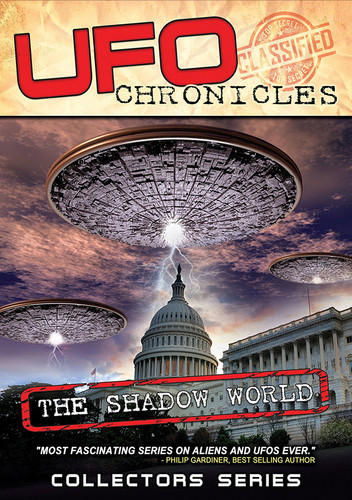UFO Chronicles: Shadow World