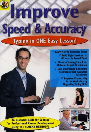 Improve Speed & Accuracy: Typing in One Easy