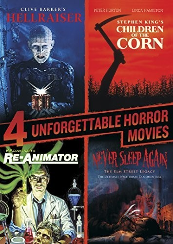 4 Unforgetable Horror Movies