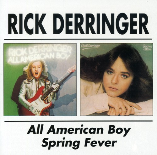 All American Boy /  Spring Fever [Import]