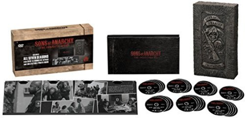 Sons of Anarchy: The Complete Series (Limted Edition Gift Set)
