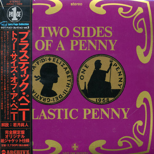 Two Sides of a Penny [Import]