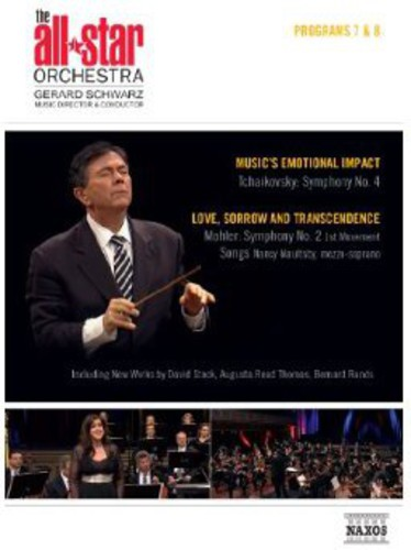 All Star Orchestra: Programs 7 & 8 - Music's