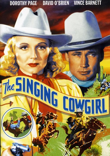 Singing Cowgirl