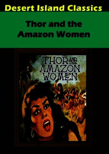 Thor & the Amazon Women