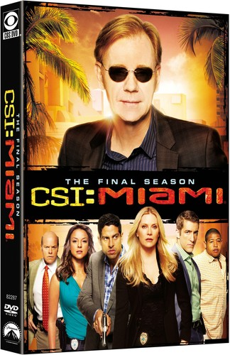CSI Miami: The Final Season