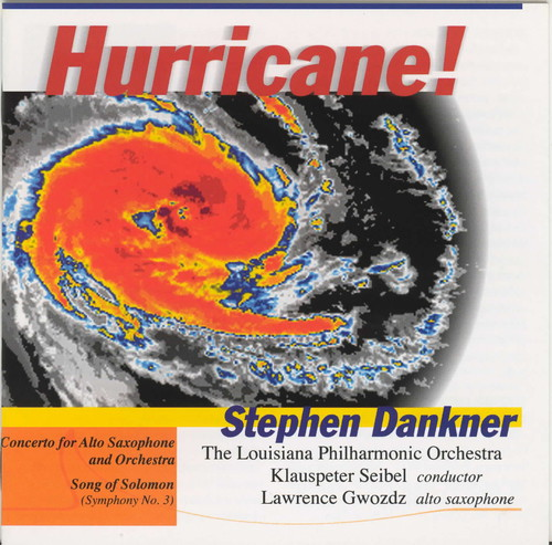 Orchestral Music: Hurricane /  Symphony 3 /  Cto
