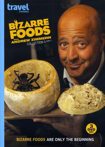 Bizarre Foods with Andrew Zimmern: Coll 5 PT.2