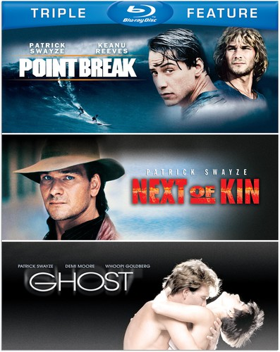 Patrick Swayze: Triple Feature