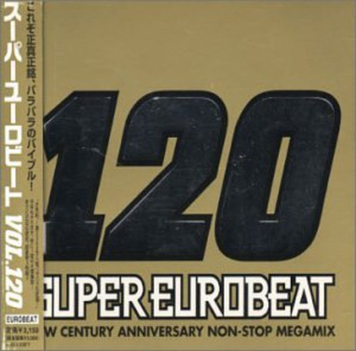 Super Eurobeat - Vol 120 /  Various [Import]
