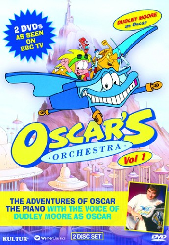 Oscar's Orchestra 1: Intro to Classical Music for