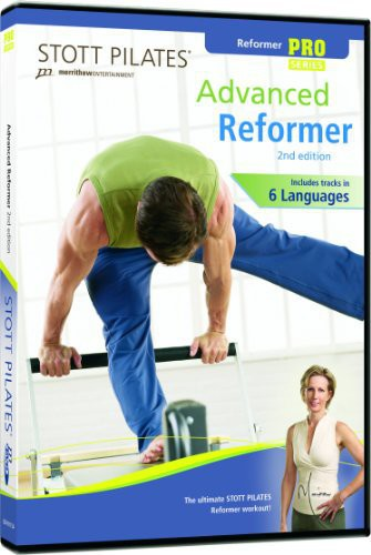 Stott Pilates: Advanced Reformer 2nd Edition