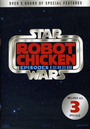 Robot Chicken Star Wars:1-3