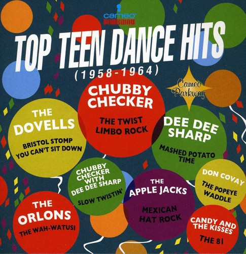 Top Teen Dance Hits (1958-1964) /  Various