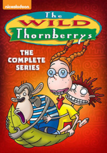 Wild Thornberrys: Comp Series