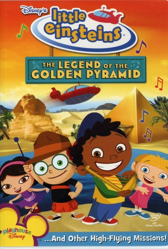 Legend of the Golden Pyramid