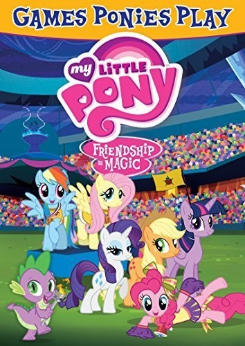 My Little Pony Friendship Is Magic: Games Ponies