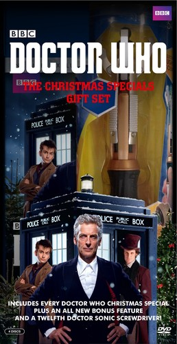 Doctor Who Christmas Specials Gift Set