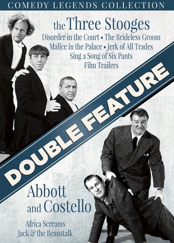 Abbott & Costello /  Three Stooges