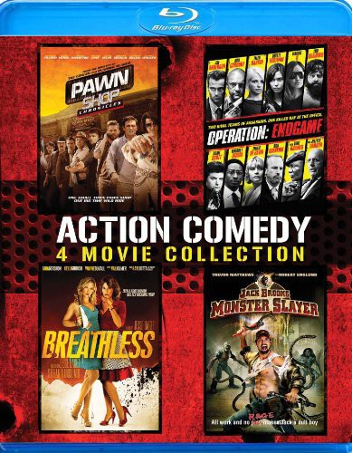 Action Comedy 4-Pack