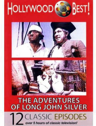 Hollywood Best Adventures of Long John Silver