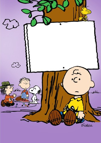 He's a Bully Charlie Brown