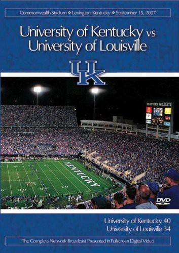 2007 Kentucky Vs Louisville