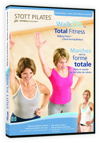 Walk on to Total Fitness (Eng/ Fre)