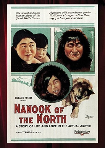 Nanook Of The North (Silent)