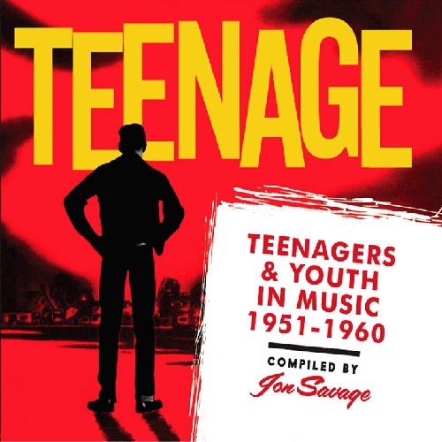 Teenagers & Youth in Music 1951-60 /  Various