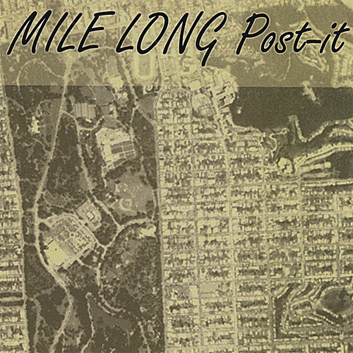 Mile Long Post-It