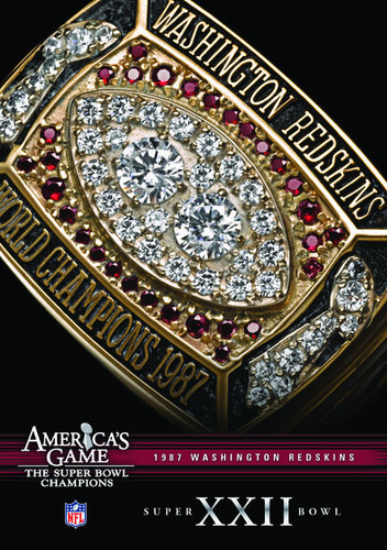 NFL America's Game: 1987 Redskins (Super Bowl Xxii