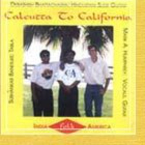 Calcutta to California