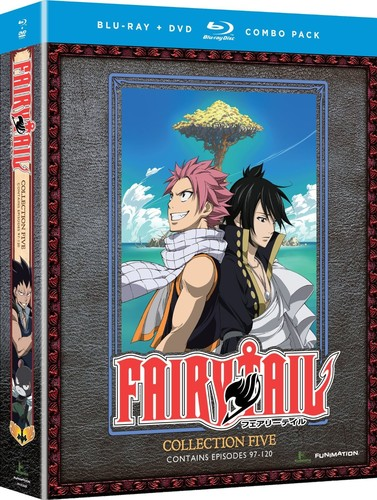 Fairy Tail - Collection Five