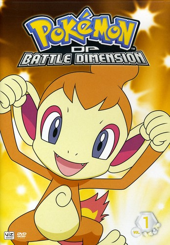 Pokemon: Diamond & Pearl Battle Dimension 1