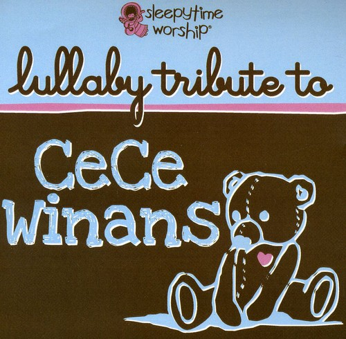 Lullaby Tribute to Cece Winans /  Various