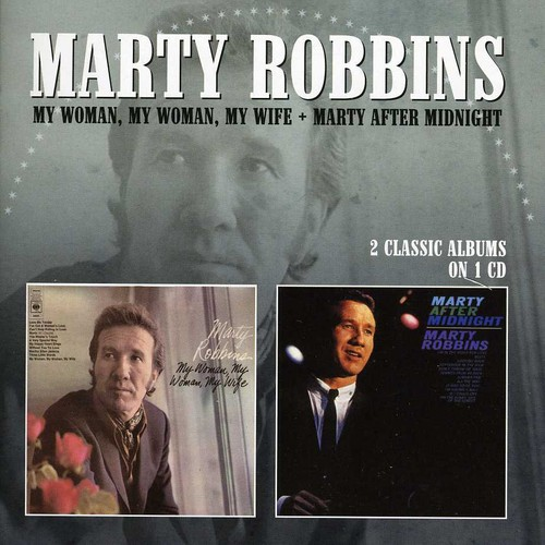 My Woman My Woman My Wife /  Marty After Midnight [Import]
