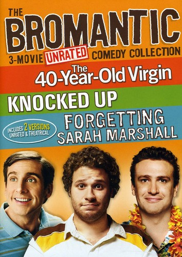 Bromantic 3-Movie Unrated Comedy Collection